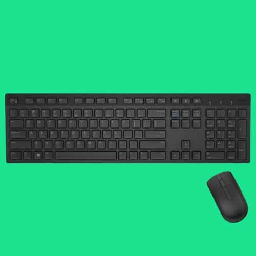 Dell KM636 Wireless Keyboard Mouse